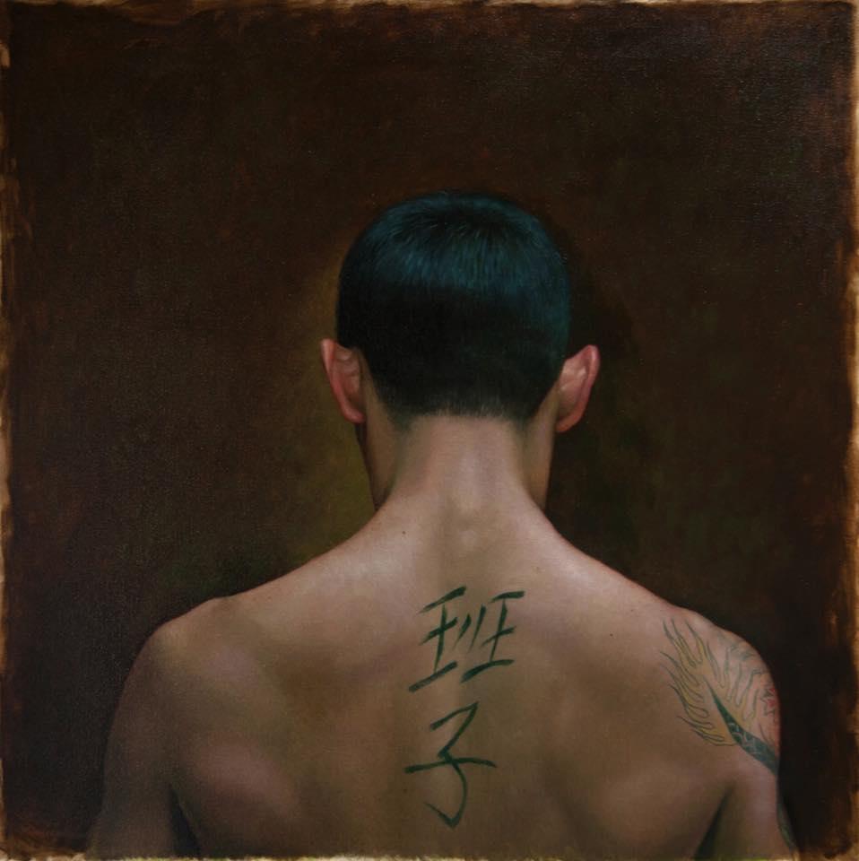cuong nguyen pintura oleo pastel lapis realismo retrato dionisio arte (10)