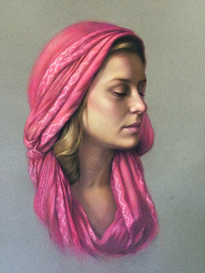 cuong nguyen pintura oleo pastel lapis realismo retrato dionisio arte (20)