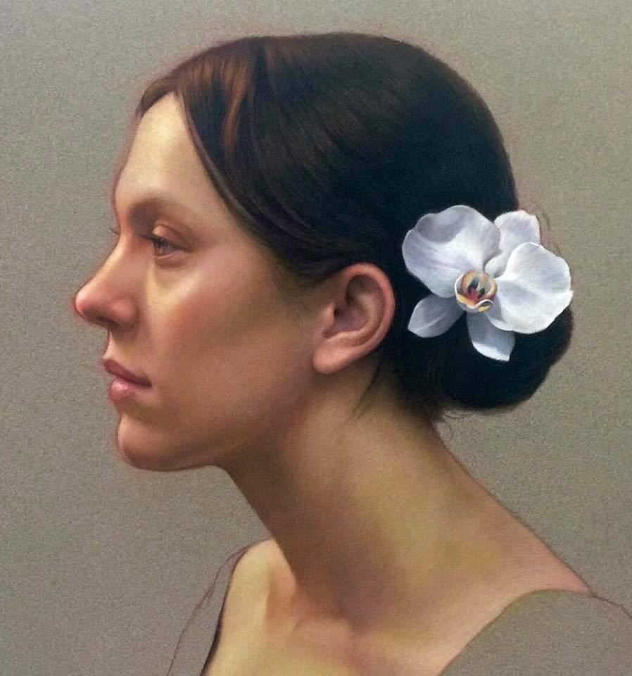 cuong nguyen pintura oleo pastel lapis realismo retrato dionisio arte (24)