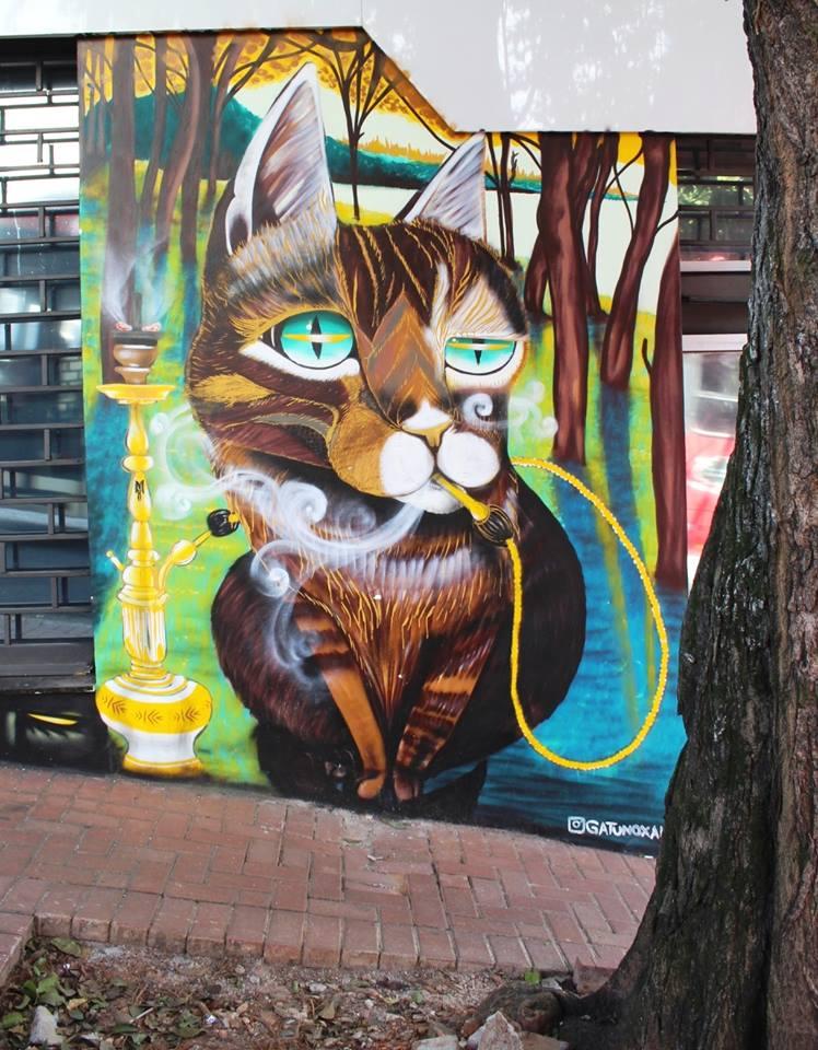 gatuno graffiti pintura escultura tattoo (12)