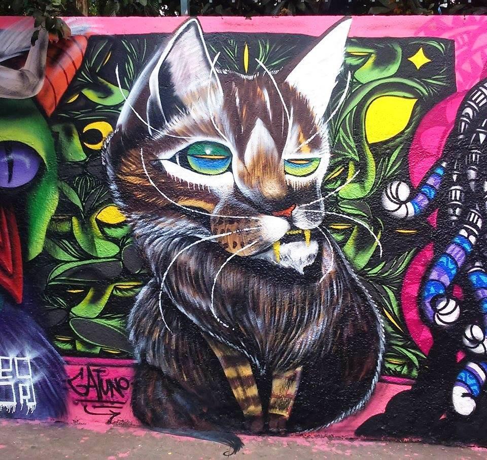 gatuno graffiti pintura escultura tattoo (19)