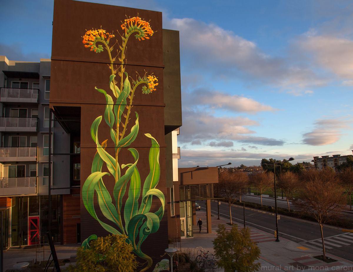 mona caron graffiti mural weeds (1)