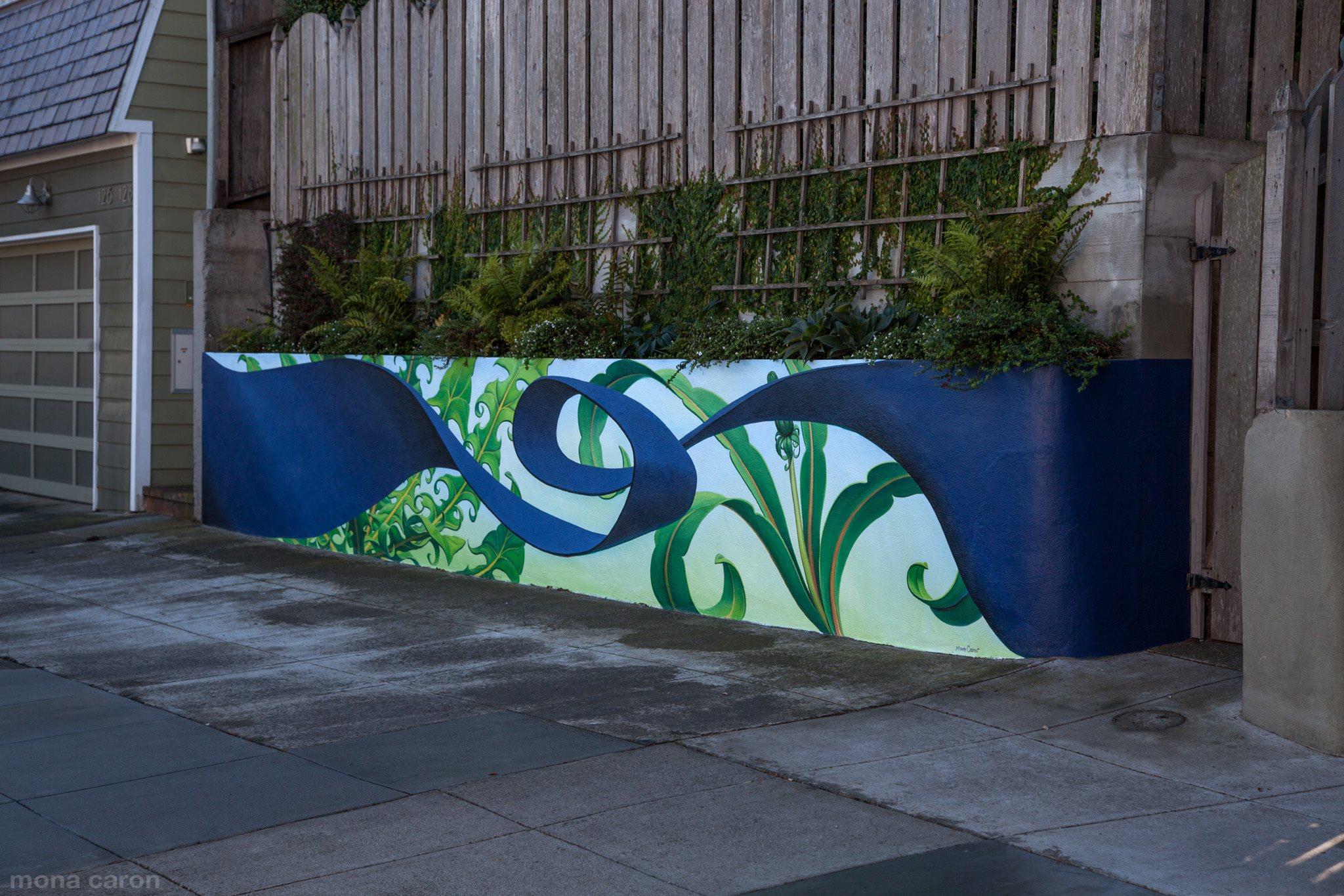 mona caron graffiti mural weeds (16)