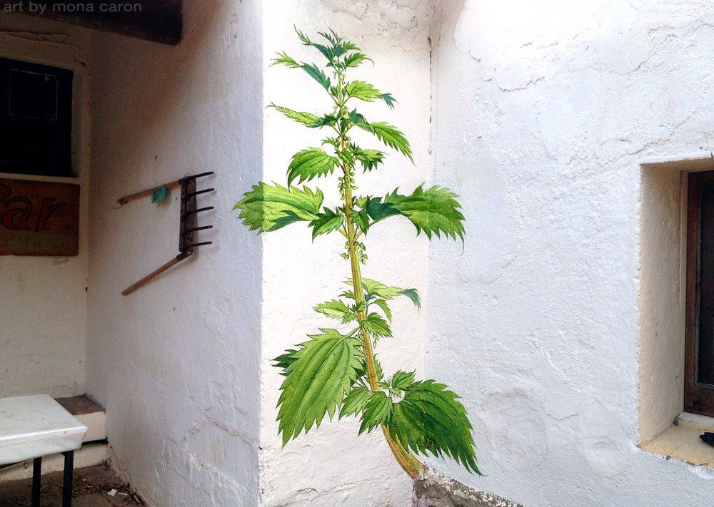 mona caron graffiti mural weeds (29)