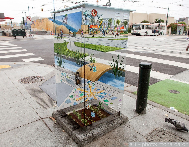 mona caron graffiti mural weeds (4)