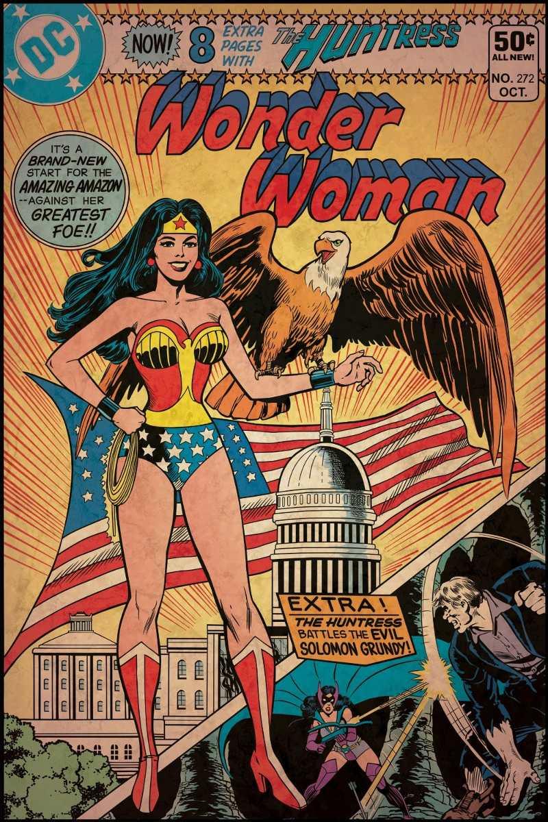 mulher maravilha hq dc comics h. g. peter (7)