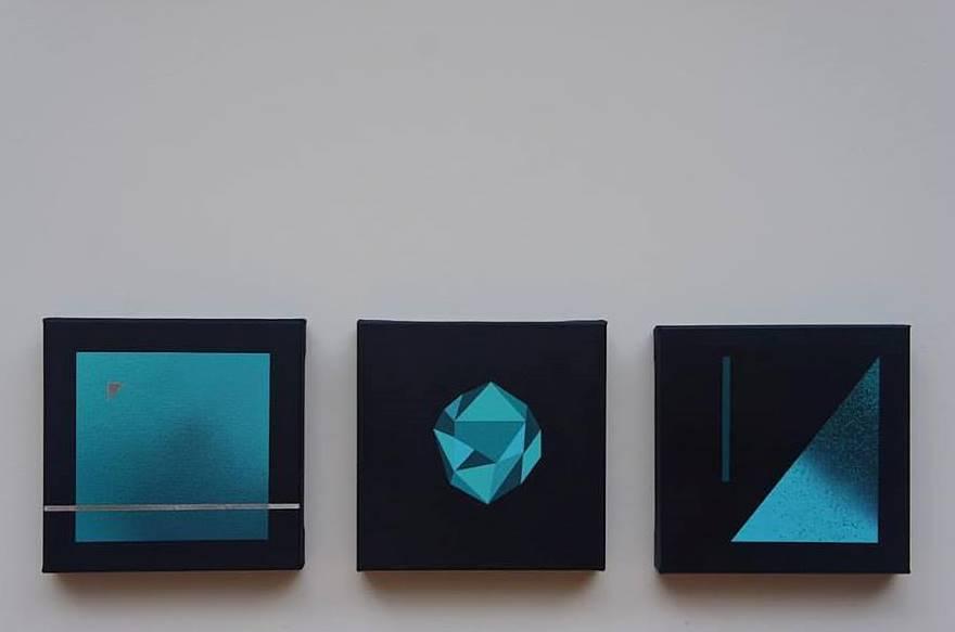 niki nomura arte formas geometricas (7)