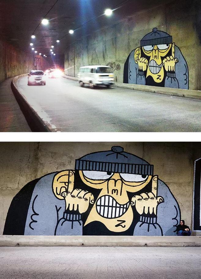 mudo graffiti sao paulo cambuci macaco (10)