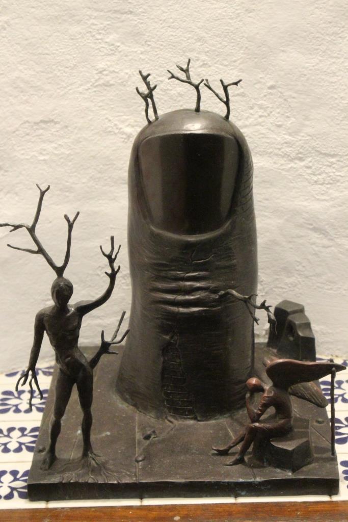 museo ralli punta del este esculturas salvador dali lele gianetti (37)