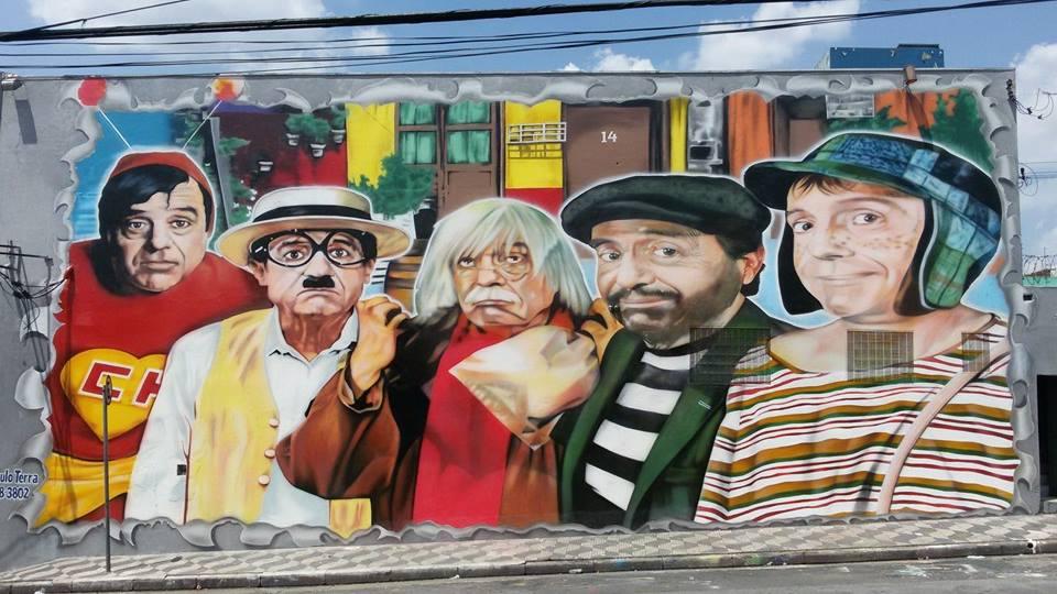 paulo terra graffiti realismo mural chaves (4)