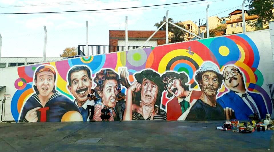 paulo terra graffiti realismo mural chaves (7)