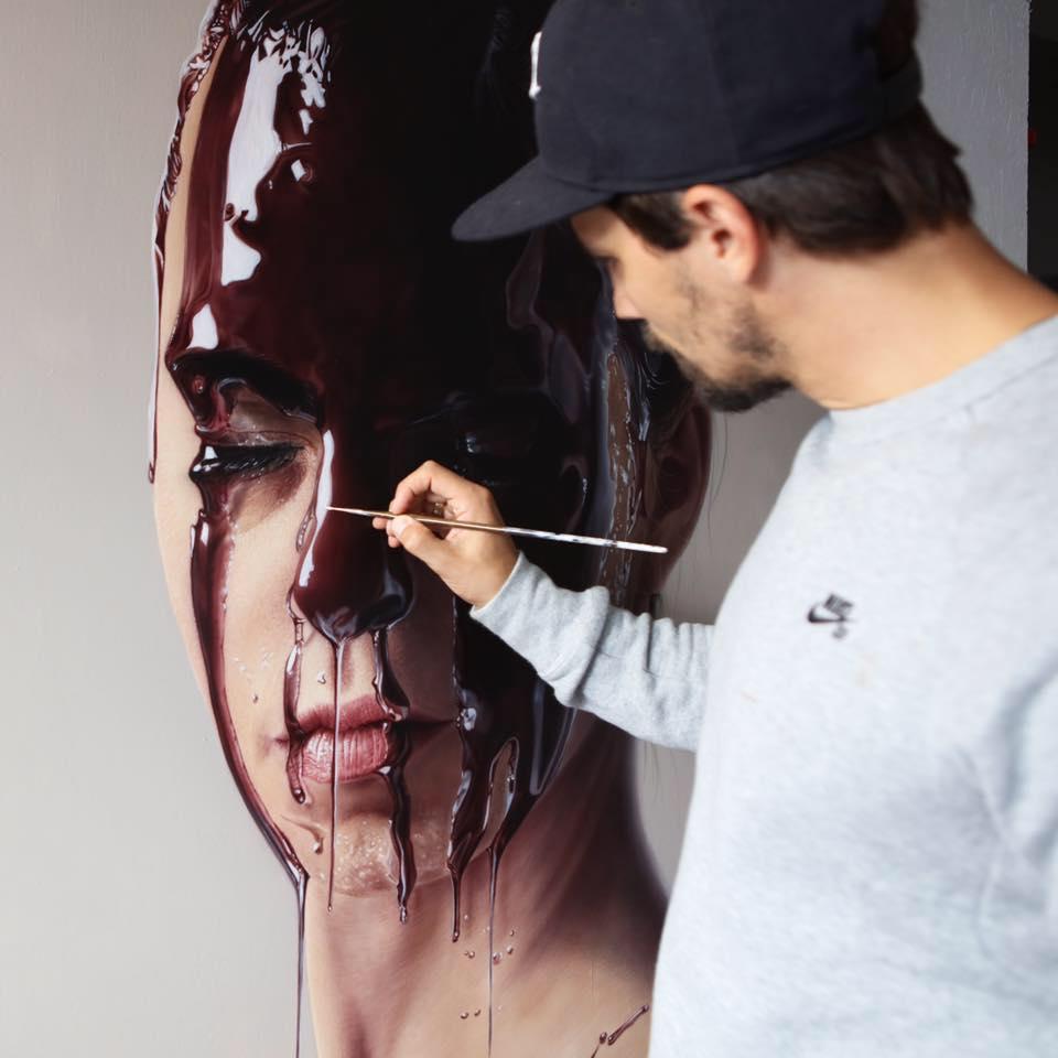 david uessem pintura oleo sobre tela realismo hiperrealismo dionisio arte (16)