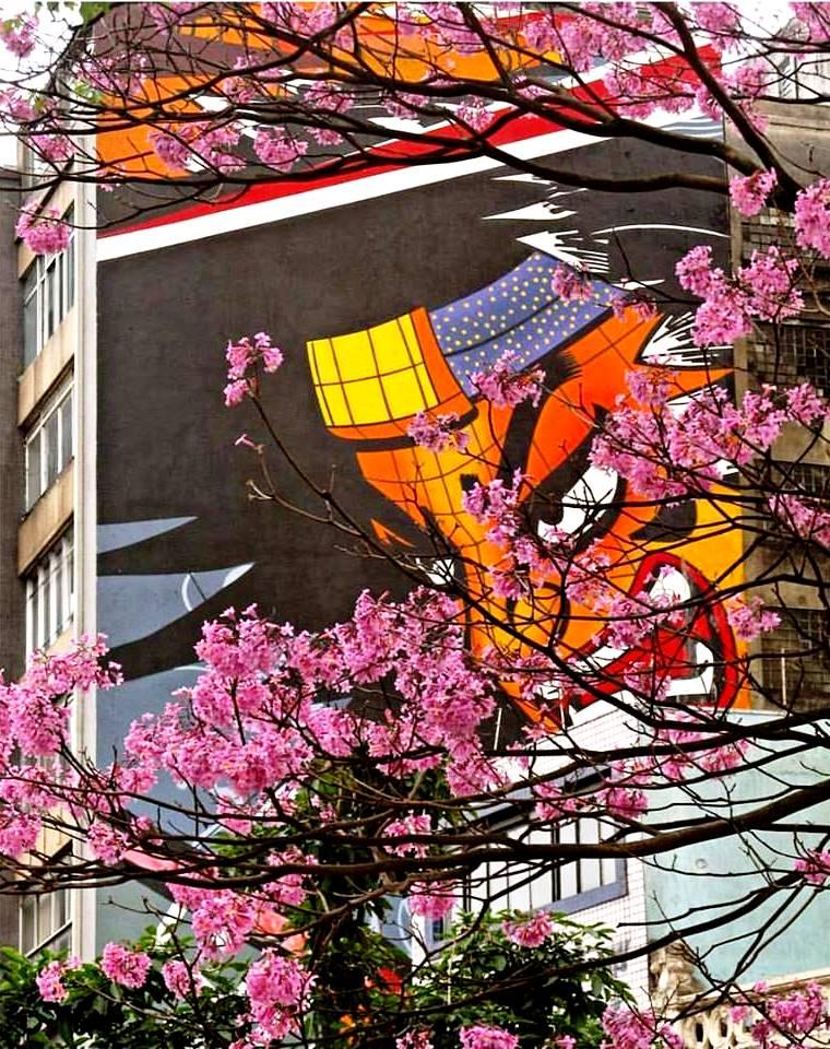 bliss walls graffiti sao paulo liberdade samurai dionisio arte