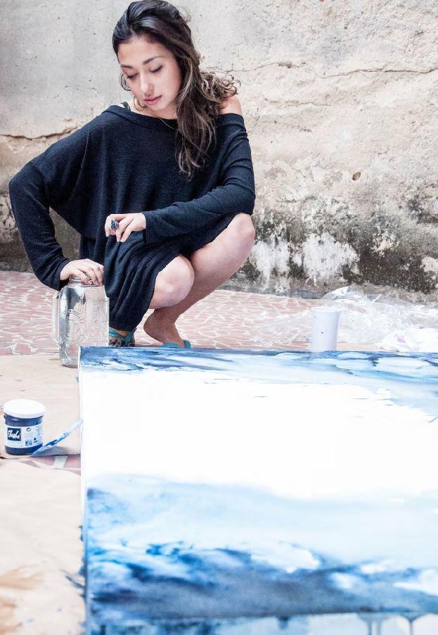 yohannah de oliveira arte abstrata pintura acrilico spray dionisio arte (13)
