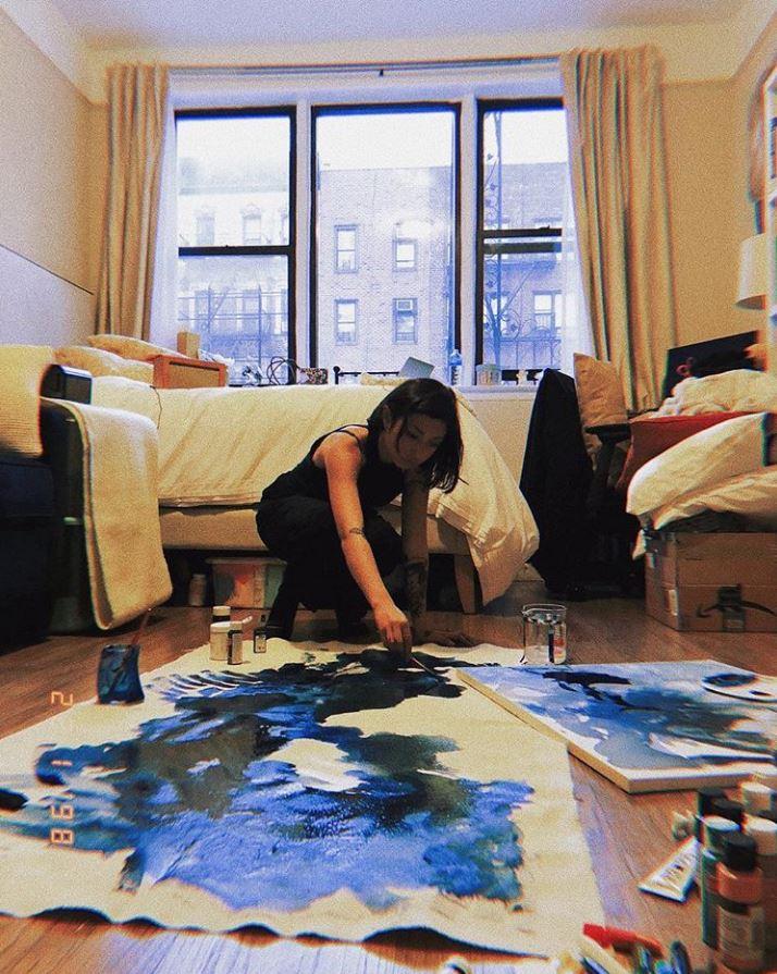 yohannah de oliveira arte abstrata pintura acrilico spray dionisio arte (7)