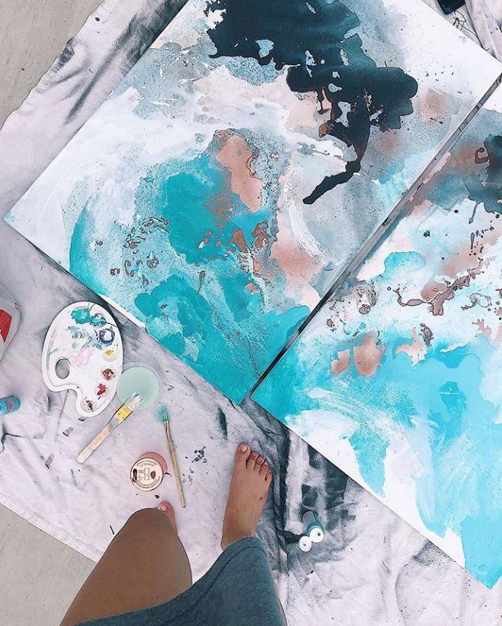 yohannah de oliveira arte abstrata pintura acrilico spray dionisio arte (9)