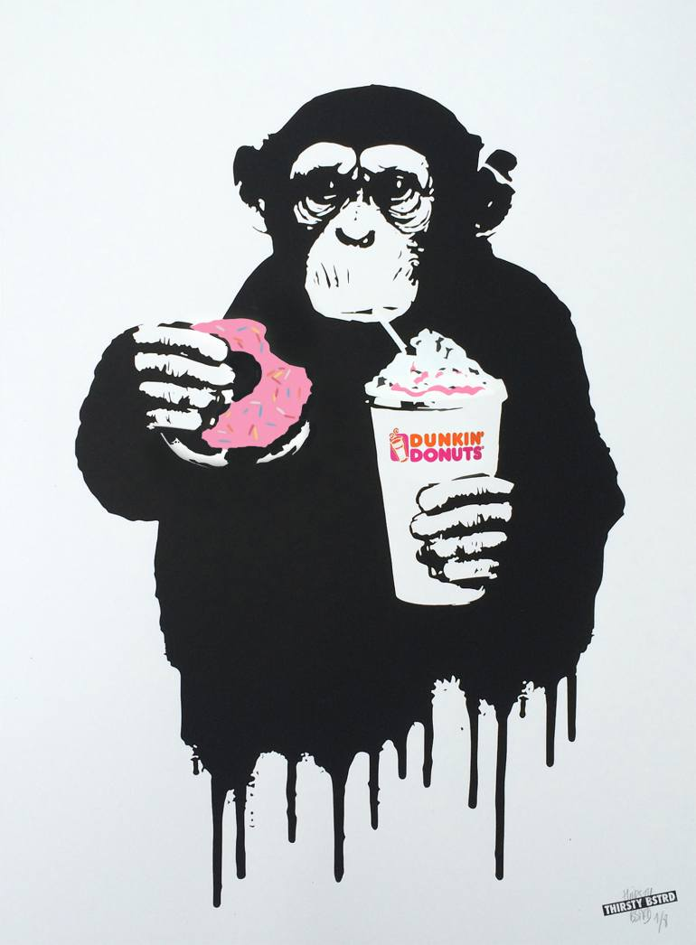 Thirsty-Bstrd street art stencil dionisio arte (4)